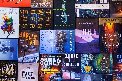 The best science fiction, fantasy, and horror novels of 2017