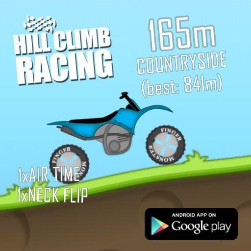 Hill Climb Racimg - Magazine cover