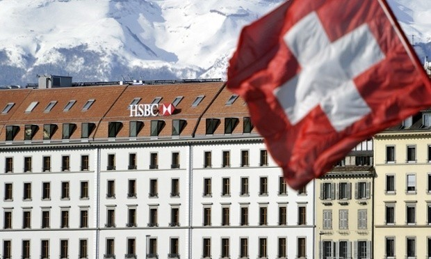 HSBC: Swiss bank searched as officials launch money-laundering inquiry