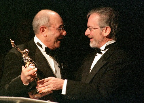 Director Stanley Donen, famed for landmark film 'Singin' in the Rain,' dies at 94