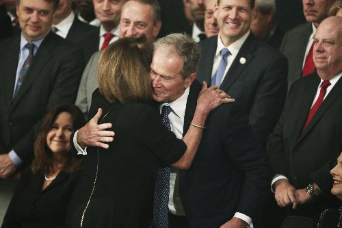 Washington to pay respects, bid farewell to George H.W. Bush