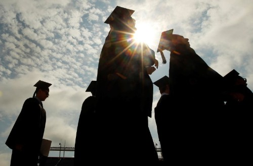 College pay-off seems elusive for many U.S. young people