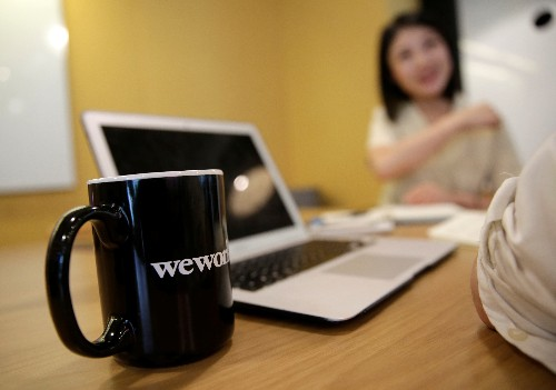 WeWork inks office space deal with SoftBank-backed Gympass - sources