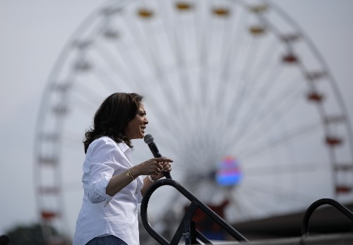 Sen. Kamala Harris Bows Out of Presidential Race: Pictures