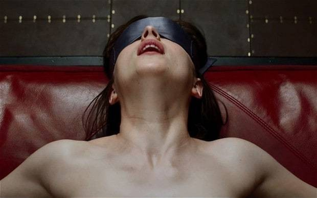 Fifty Shades of Grey trailer: which bits are supposed to be sexy?