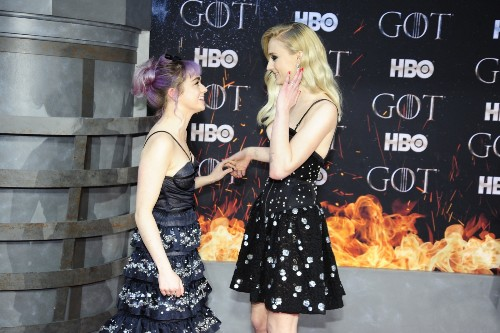 Game of Thrones NYC Premiere in Pictures
