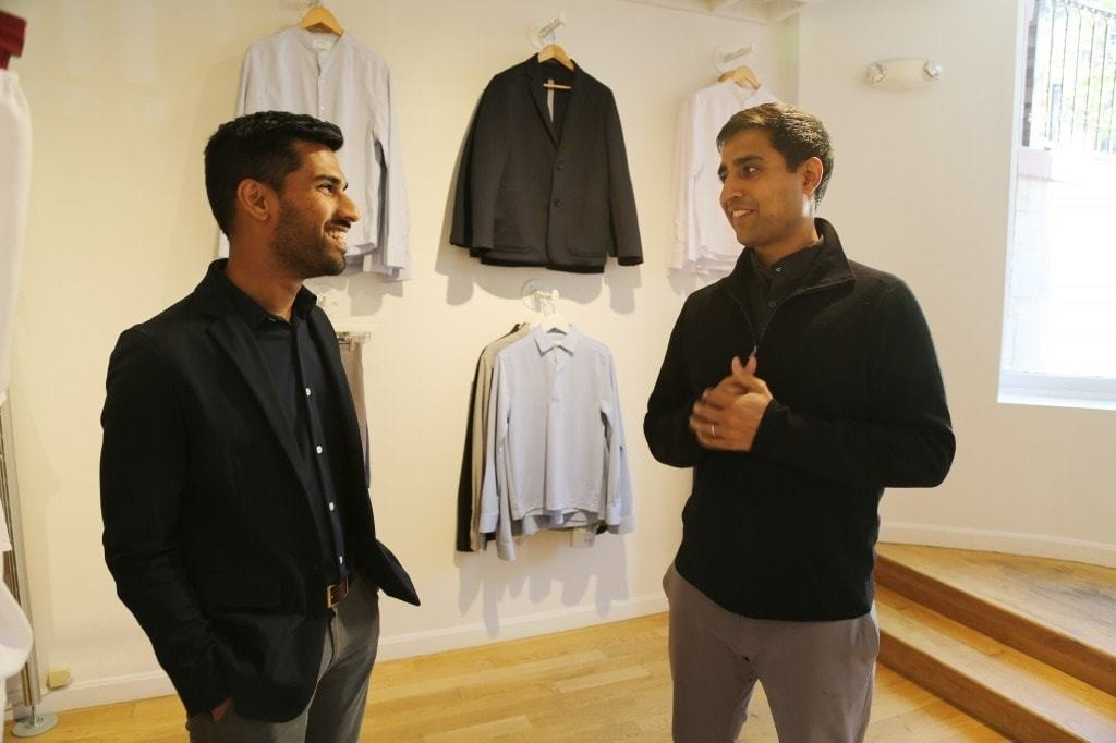 How a custom blazer in 90 minutes just might change the apparel business