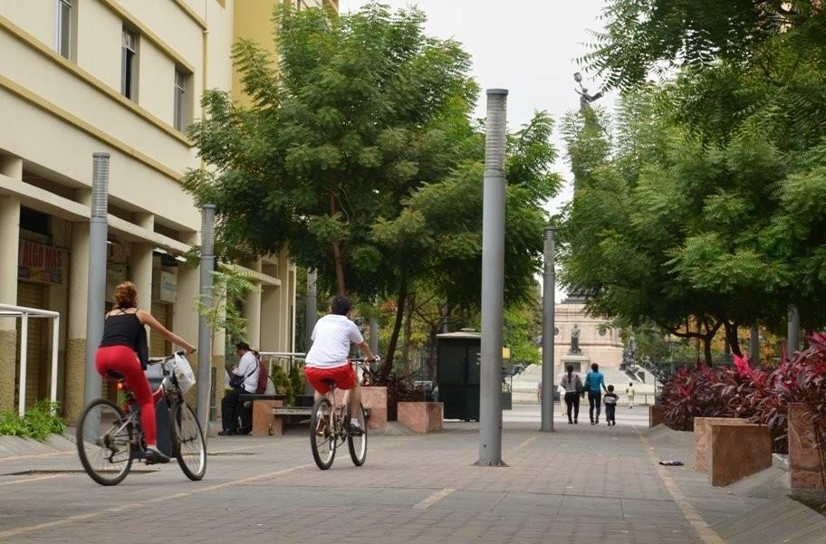 Ciclovia Calle 6 De Marzo