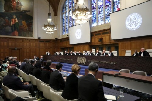 World Court to rule on emergency measures in Rohingya genocide case