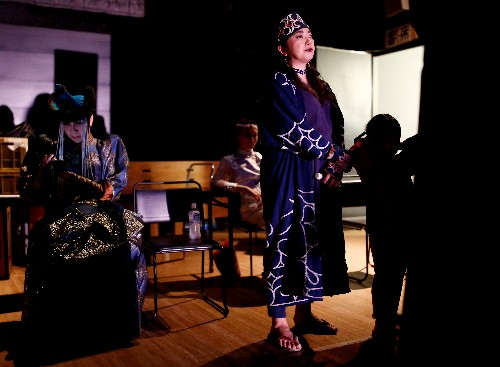 Japan's indigenous Ainu dance dropped from opening ceremony