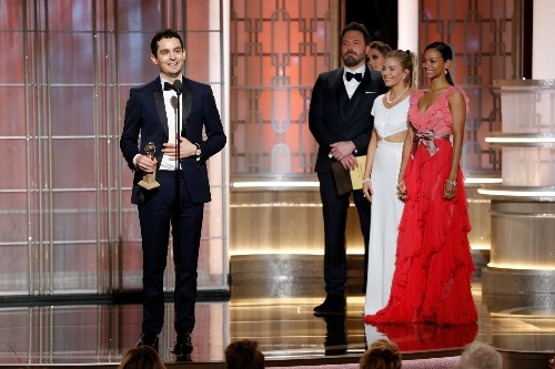 Big Night at the Golden Globes: Pictures