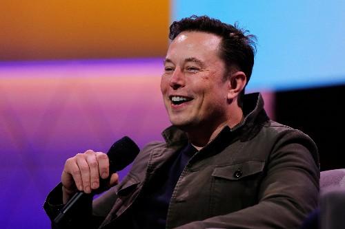 Tesla's Elon Musk becomes 'Daddy DotCom' on Twitter