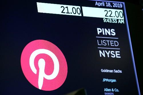 Pinterest shares tumble as profit seen elusive
