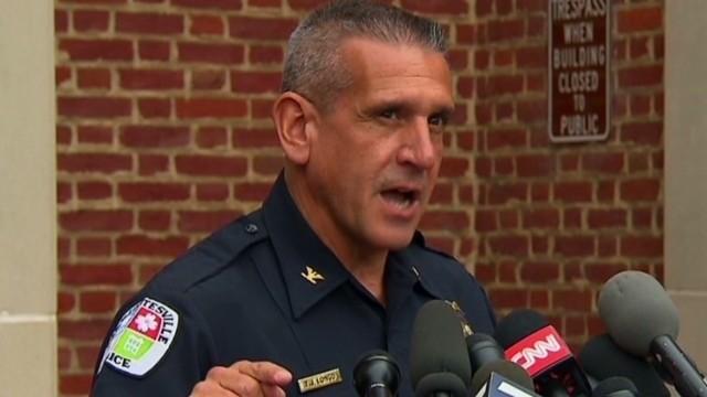 Police get break in missing VA student case
