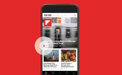 Flipboard's Self-Service Platform Opens for Publishers Around the World