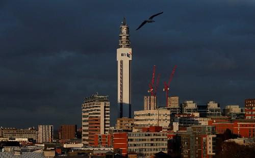 La operadora británica BT cerrará el 90% de sus oficinas en Reino Unido