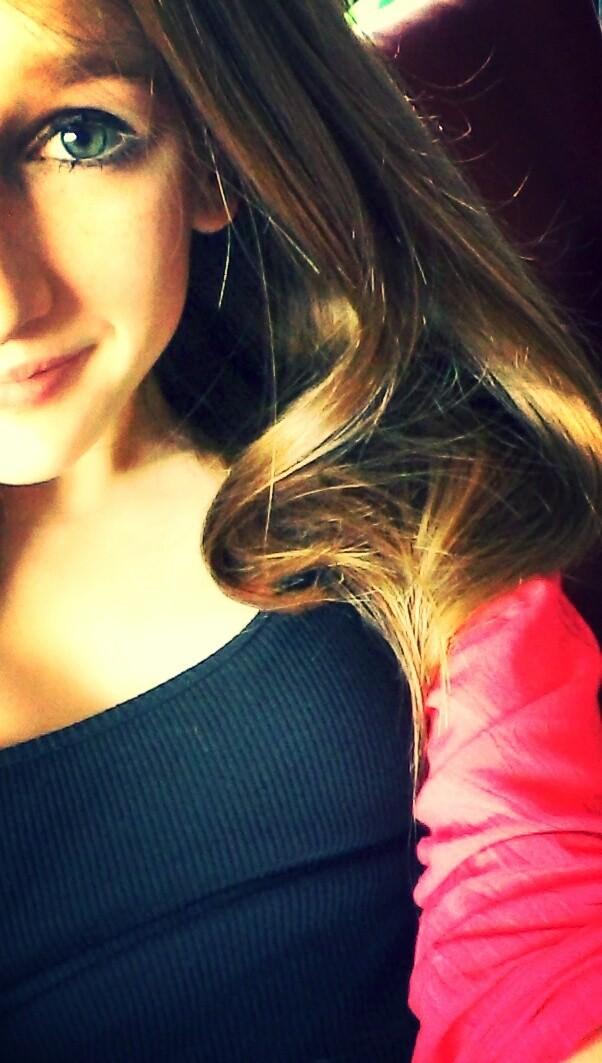 Green eyes ♥_♥