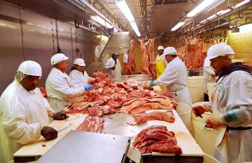 U.S. worker, food-safety advocates sound alarm over new hog slaughter rules
