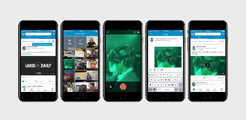 LinkedIn opens video uploads to all as part of a bigger video push – TechCrunch