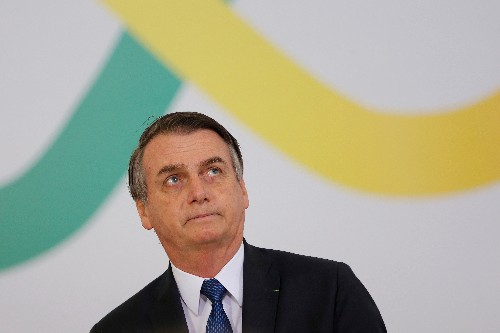 Brazil president says he wants the Amazon to be exploited 'in a reasonable way'