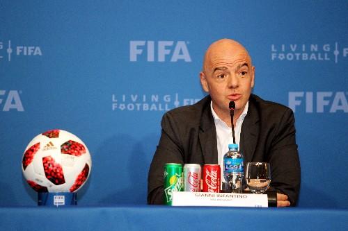 Infantino diz ter amplo apoio para Copa do Mundo com 48 equipes no Catar