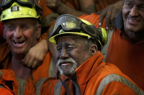 Coal Mining Comes to an End in Britain: Pictures