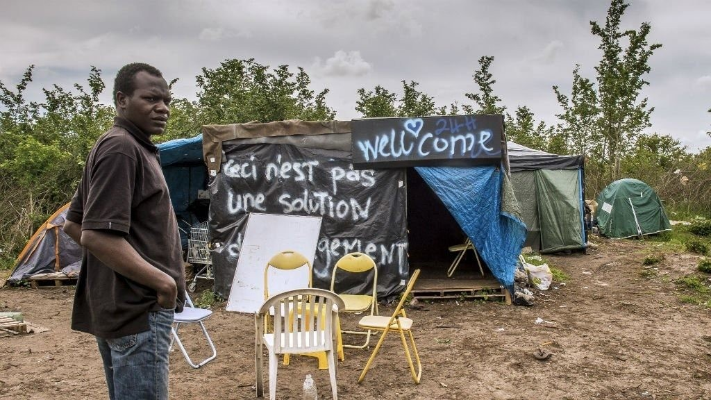 UN urges French action on migrant 'civil emergency' in Calais