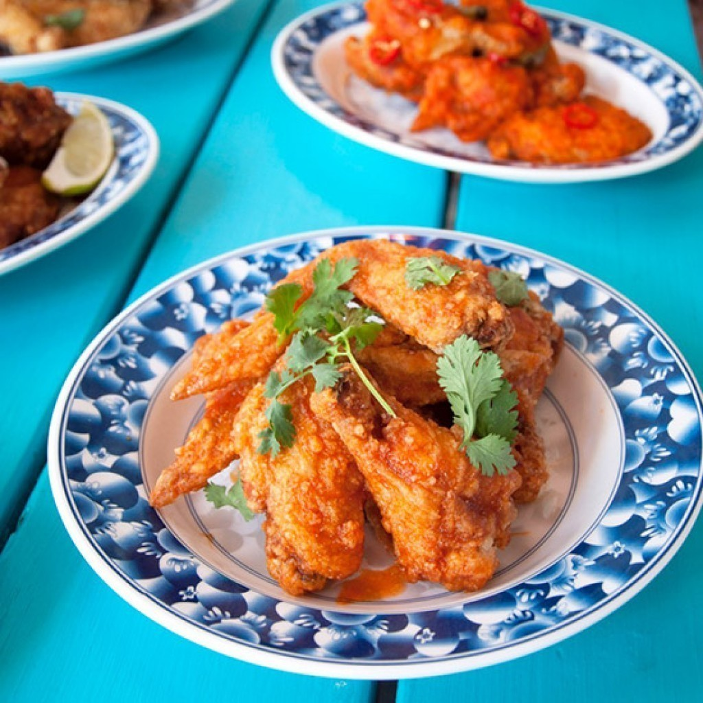 The Secret to Making the Crispiest Chicken Wings Ever