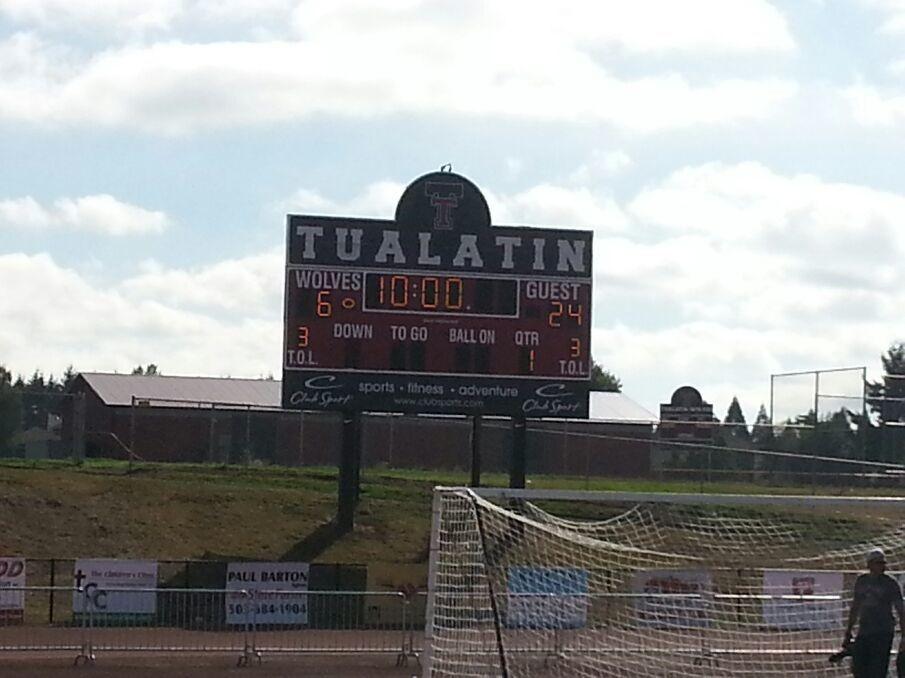 4-0 Beaverton 7th grade.