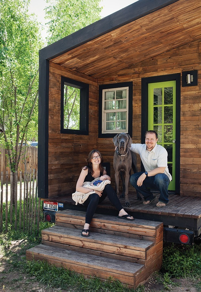 Articles about tiny house fits family 196 square feet on Dwell.com - Dwell