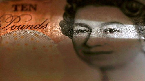 Sterling flat after May's Brexit plan defeated; dollar lower