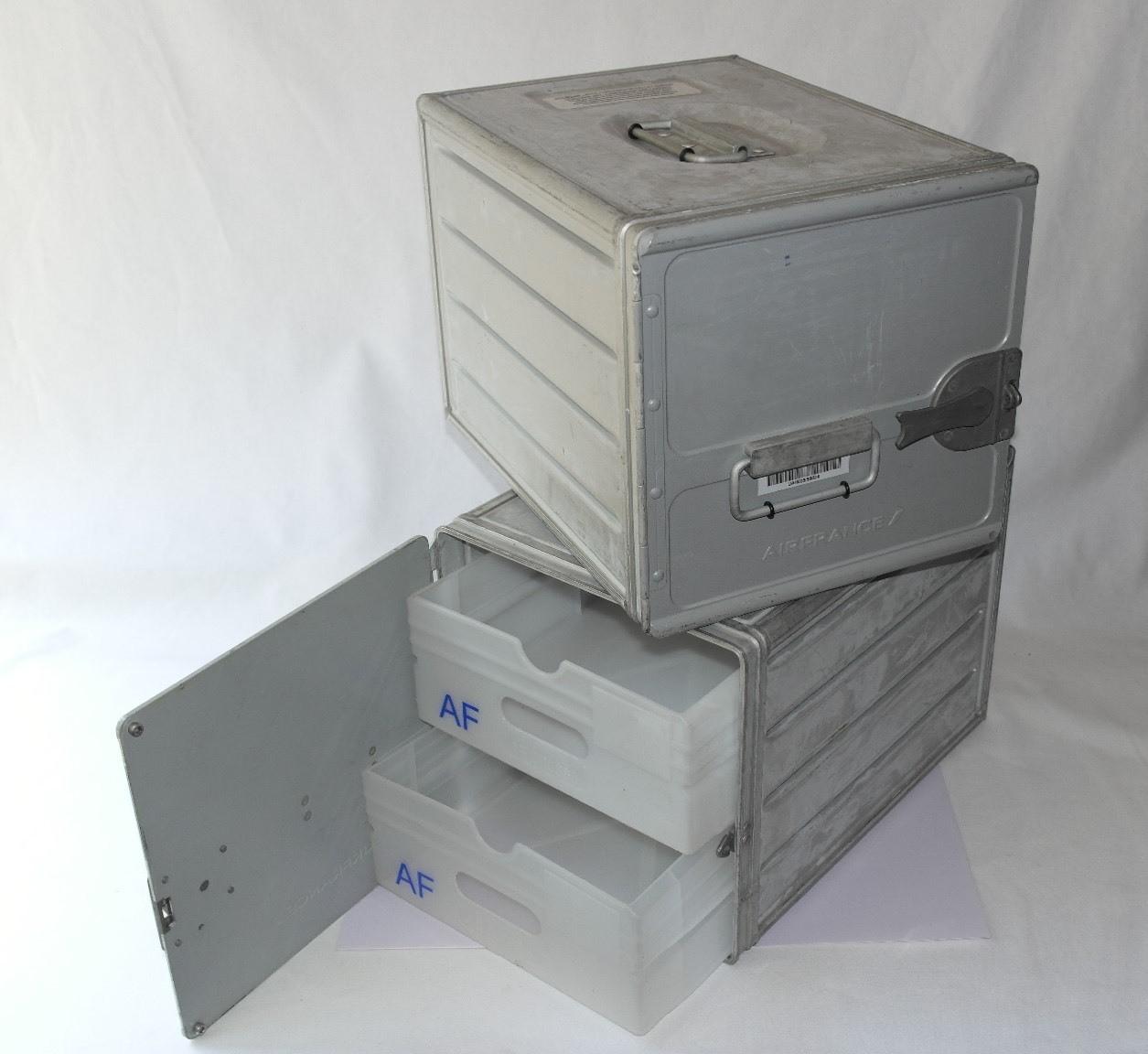 Cajas de avion Air France Www.tribeca-vintage.com