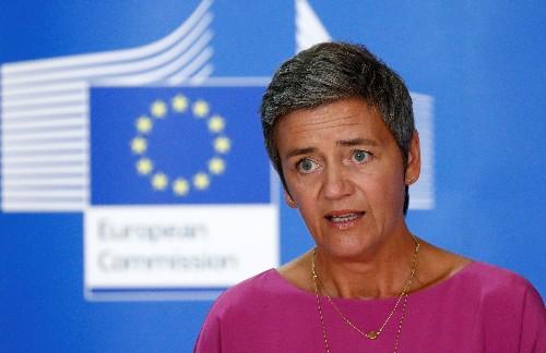 EU's Vestager says probe into Google AdSense case nearing end