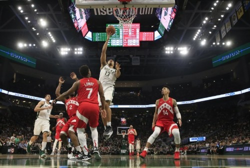 Raptors aim to top Bucks for NBA Finals berth