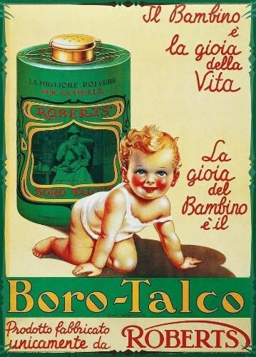 """"""" La  Pubblicità  degli  anni   50"""". - cover"""