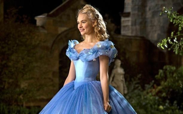 Box office update: Cinderella on the way to a $70 million ball