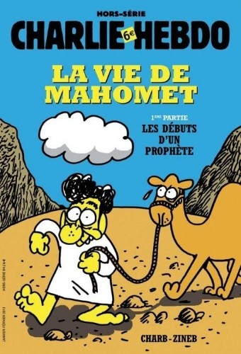 How Charlie Hebdo Became A Top Terrorist Target