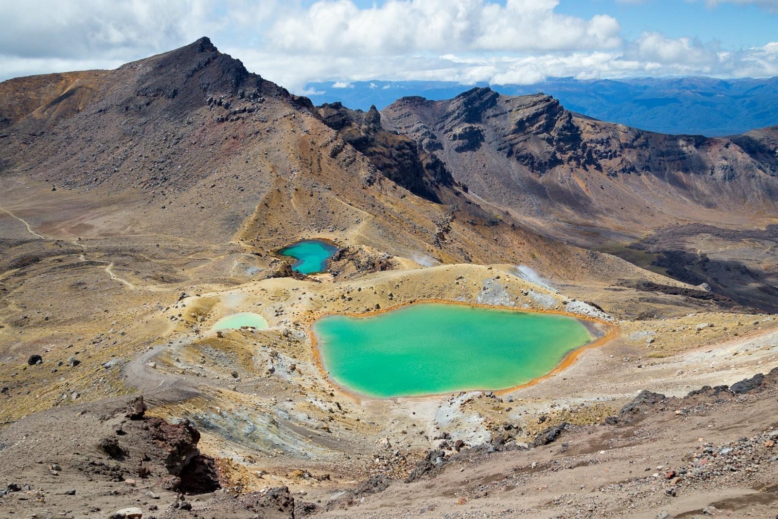 Australia and New Zealand's best free walks
