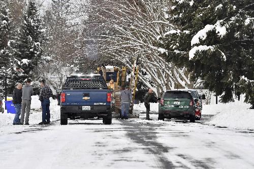 Washington state snow plow rage: 2 plow drivers threatened
