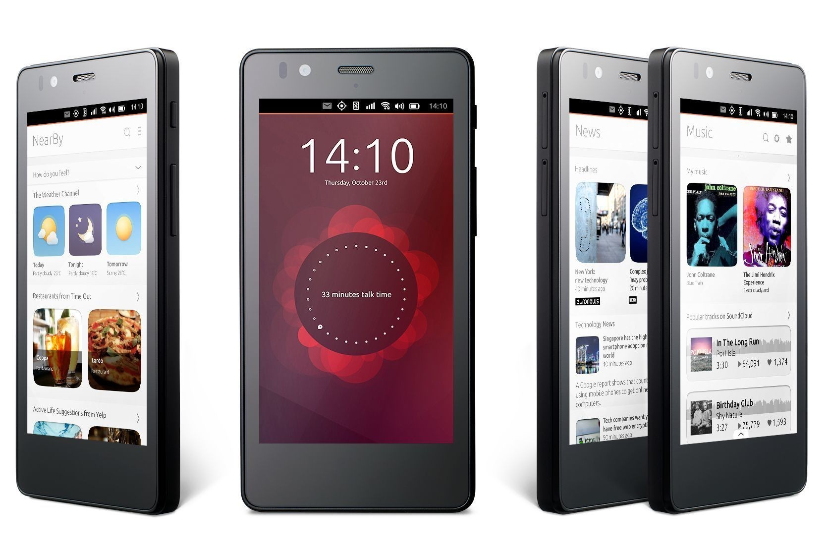 The Ubuntu phone is about to go on sale, but curb your enthusiasm