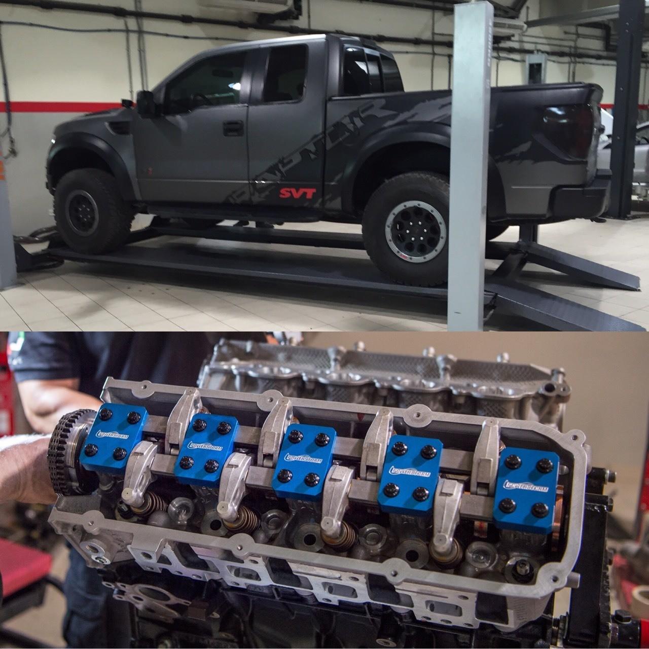 Raptor engine rebuild