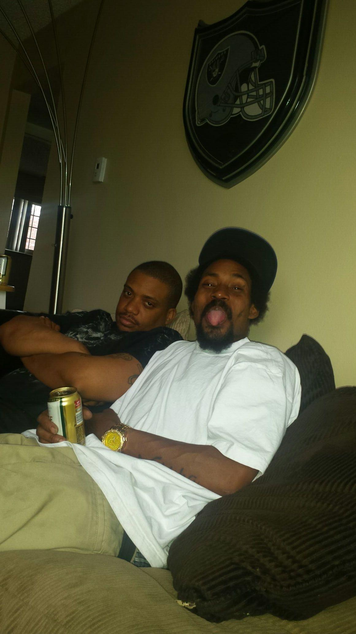 Me and B