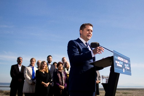 Canada's opposition Conservatives pledge to balance budget with no public job cuts