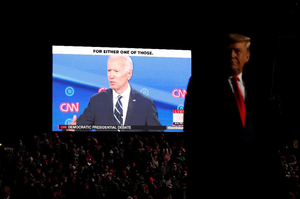Biden has big cash advantage over Trump in race's final stretch