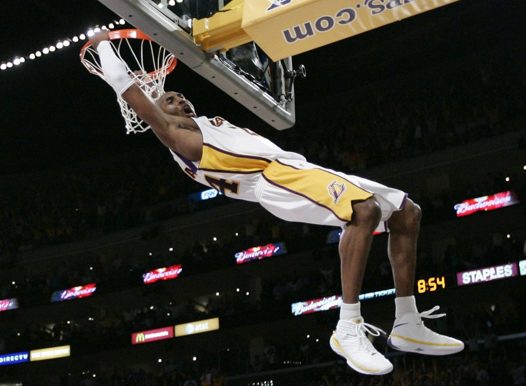 Kobe's 2008 MVP jersey to be displayed at Smithsonian museum