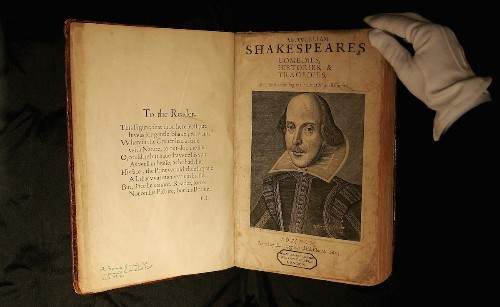 5 Things To Follow For Shakespeare's 400th Anniversary