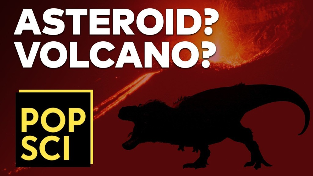 How and When Did the Dinosaurs Die? | VOLCANO OR ASTEROID?
