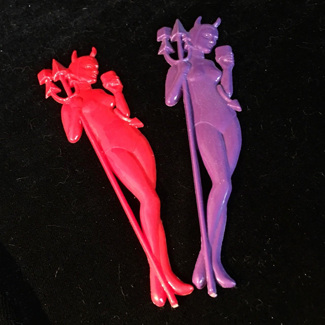 Smirnoff Vampire Gimlet and Red Devil