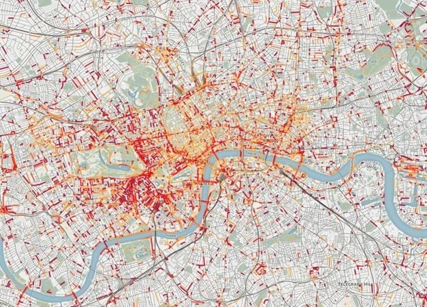 Mapping Your City's Smells