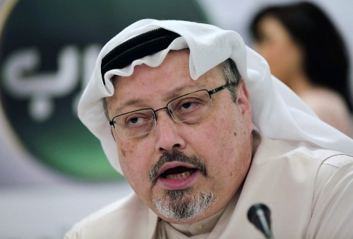 In last words, Khashoggi asked killers not to suffocate him